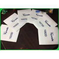 China 105gsm - 0.275mm Thickness Tyvek Printer Paper 1082D For Offset Printing wholesale