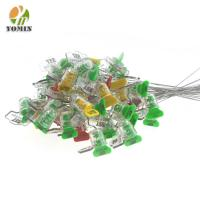 China High Security Plastic Pull Tight Seals Twist Tie Wire Meter Seal With Cable wholesale