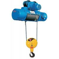China CD / MD Type Electric wire rope hoist 500/3000kg with remote control on sale