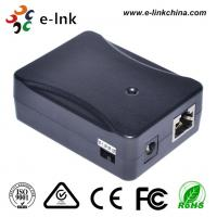 China IEEE 802.3af Gigabit POE Power Over Ethernet Splitter 5v - 12V DC Output For IP Camera wholesale