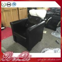 China Hair salon equipment furniture used hair salon stations high quality luxury shampoo chair wholesale