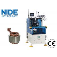China Servo Double Sides Stator Winding Lacing Machine Low Noise Automatic wholesale