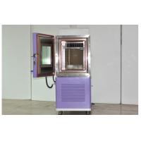 China Cold Balanced Vertical Type Benchtop Environmental Test Chamber with Fog-free Viewing Window wholesale
