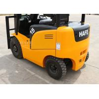 China Full AC Electric Forklift Truck 1.5T Capacity 500mm Load Center With Curtis Controller on sale