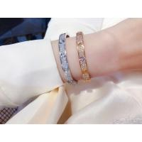 China 18K Gold Cartier Diamond Paved Love Bracelet For Young Women / Ladies / Girls wholesale
