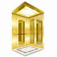 Buy cheap Passenger Elevator with Safe and Energy Saving, CE Certified from wholesalers