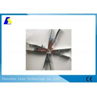 China Holland Type Arc Welding Earth Clamp500A 12mm Diameter Copper Lug Core CE Marked wholesale