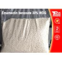 Quality Emamectin benzoate 30% WDG Pest control insecticides 119791-41-2 for sale