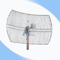 China 2.4GHz Grid 24dBi Directional Antenna wholesale