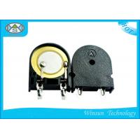 Buy cheap 22 * 7 mm External Drive Mirco 20V Piezo Buzzer With Flat Needle 2800Hz Used for from wholesalers