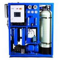 China Marine Reverse Osmosis Seawater Desalination with Certificate wholesale