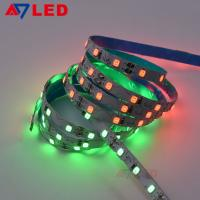 China Adled light SMD2835 7.2w/m s shape led strip zigzag led for mini channel letters wholesale
