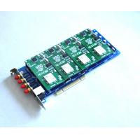 China 4 gsm Channels GOIP4  asterisk card for voip gateway with PCI interface wholesale