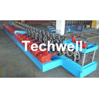 China Quick Change C / Z Shaped Purlin Roll Forming Machine  / Channel Roll Forming Machine wholesale