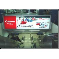 China Backlit Film Printing Used In Subway Shopping Center And Bus Stop wholesale