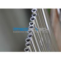 China ASTM A269 TP304L Cold Drawn Seamless Tube 10 x 1.5 mm For Fuild And Gas Industry wholesale