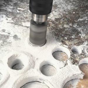 China Vacuum Brazed Dry Diamond Tip Core Drill Bit for Granite Drilling,vacuum brazed diamond core bits on sale