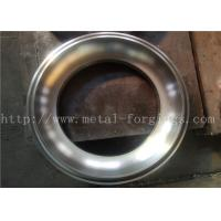 China Hot Rolled F316Ti Seamless Forged Steel Rings ASTM ASME Proof machining wholesale