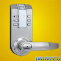 China Fingerprint DIY Lock (V-I246BL) wholesale