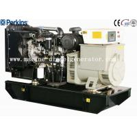 Buy cheap 45KVA Perkins Diesel Generator 36KW Generator By 1103A-33TG1 Engine Mech Control from wholesalers