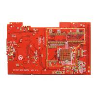 Quality 1/1OZ 6L Immersion gold PCB Assembly, Double-sided Aluminum boards for sale
