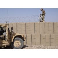 China Multi Function Hesco Defensive Barrier With CE / ISO 9000 Certificate wholesale
