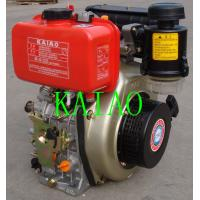 China Low Fuel Consumption 12Hp Diesel Engine With 5.5L Fuel Tank Capacity wholesale