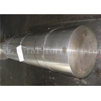 China S355J2G3 S355J2 Carbon Steel Forged Bar Rough Turned PED certificate Max Length 5000mm wholesale