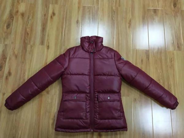 Quality Traditional Chinese Cotton Padded Jacket Womens Ladies Long Quilted Coat for sale