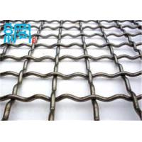 Buy cheap intermediate crimped for Car grille from wholesalers