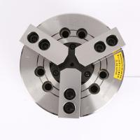 China HIGH SPEED 3 JAW THROUGH HOLE LATHE POWER CHUCK , OEM ODM CHUCK MANUFACTURER on sale