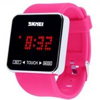 China Touch Screen Digital LED Waterproof Boys Girls Sport Casual Wrist Watches 0950 wholesale