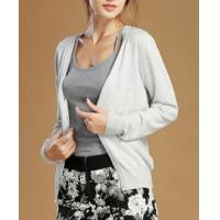 China Knit female cardigan long sleeve in the spring and autumn v-neck wholesale