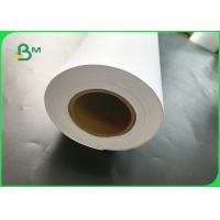 China FSC Certified Smooth 60gsm 80gsm Plotter Paper For Garment Factory wholesale