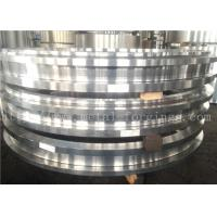 China Hot Rolled ASTM JIS BS EN DIN Steel Forging Rings  Heat Treatment And Machined wholesale