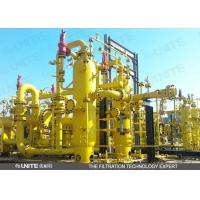 China Natural gas filter separator gas liquid separation gassolid separator on sale