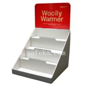 China 3 Tier Cardboard Box Display Stand wholesale