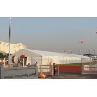 Luxury Wedding Marquees White , Custom Canopy Tents With Attractive Appearance