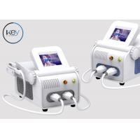 China Portable IPL Laser SHR Hair Removal Skin Rejuvenation Acne Scar Removal Machine wholesale