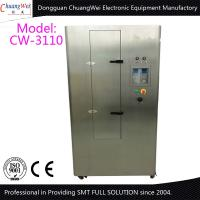 China SMT Pneumatic Stencil Washing Machine for Large Stencil 1200*1200mm wholesale