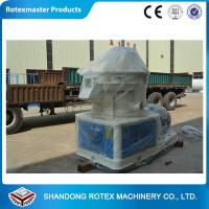 China 2-2.5Ton Per Hour Ring Die Biomass Pellet Machine , Wood Pellet Equipment wholesale
