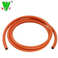 China Family safe natural gas transfer LPG hose lightweight rubber made gas hoses wholesale