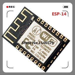 ESP8266 serial WIFI module, wireless module, model ESP-14