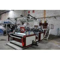 China Vinot Double Layer Co-Extrusion Stretch Film Machine with Entire Frequency Conversion For Supermarket Packing mm SLW-100 wholesale