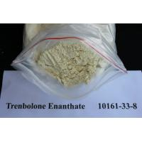 Quality 10161-33-8 Healthy Female Weight Loss Trenbolone Steroids Enanthate Yellow Powder No Side Effect for sale