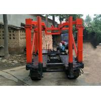 China Tractor Mounted Engineering Drilling Rig wholesale