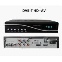China MPEG4 satellite receiver DVB-T on sale