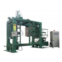 China Epoxy resin APG6-sider core-puller clamping machine  current instrument transformer toroidal winding machine HAPG-6-1000 wholesale
