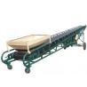 Buy cheap used in industry hopper belt conveyor from wholesalers