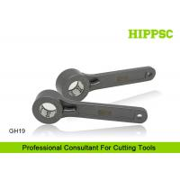 China GH19 G Type CNC C Wrench Tool , 2 Inch Spanner Hook Wrench With Pin wholesale